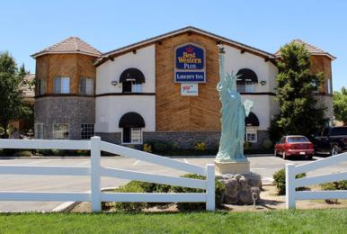 Photo of BEST WESTERN PLUS Liberty Inn Lebec