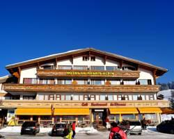 Hotel Le Relais Alpin