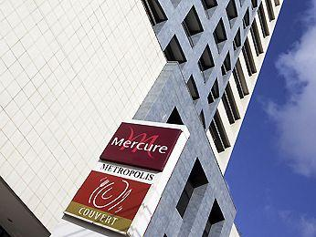 Hotel Mercure Recife Metropolis