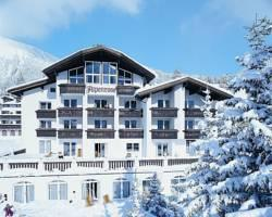Aparthotel Alpenrose.Bellevue.Egghof
