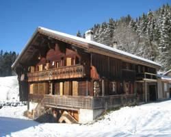 Chalet la Croisee