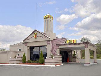 Super 8 Motel Pittston Scranton