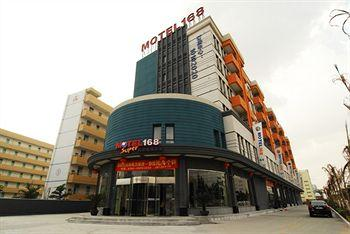 Motel 168 Shenzhen Longhua