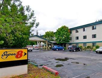 Super 8 Motel - Juneau