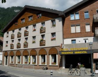 Photo of Hotel Residence Zweisimmen