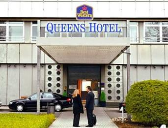 BEST WESTERN Queens Hotel Karlsruhe