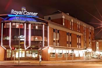 ‪BEST WESTERN Royal Corner Hotel‬