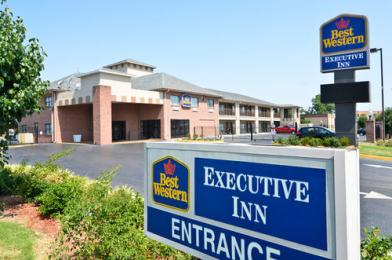 Photo of Best Western Executive Inn Memphis
