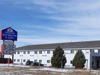 Americas Best Value Inn & Suites Cheyenne