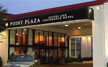 ‪Point Plaza Suites and Conference Hotel‬