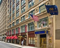 Club Quarters Boston