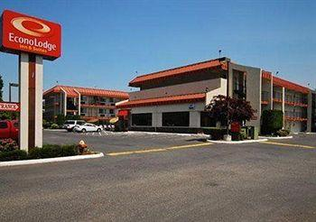 ‪Econo Lodge Inn & Suites Bellingham‬