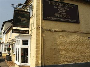 The Greyhound Inn at Stockbridge