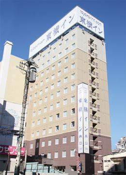 Toyoko Inn Tobu utsunomiyaeki nishiguchi