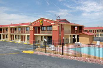 Motel 6 El Paso West