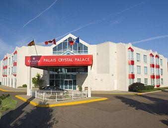 Ramada Plaza Dieppe/Moncton Crystal Palace