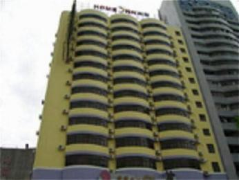Home Inn (Shenzhen Luo Hu Kou An)