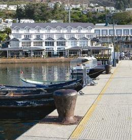 ‪Simon's Town Quayside Hotel and Conference Centre‬