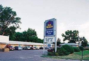 Photo of BEST WESTERN Motor Inn Mitchell