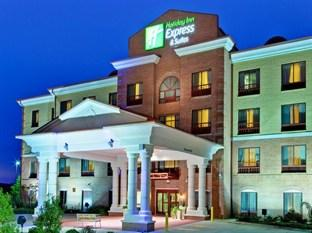 ‪Holiday Inn Express & Suites Clinton‬