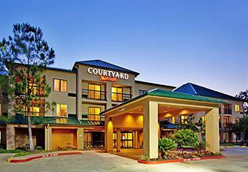 Courtyard Houston The Woodlands