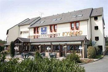 Hotel Kyriad Chateauroux