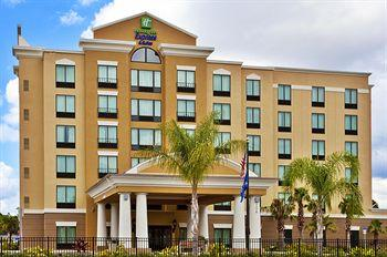 ‪Holiday Inn Express Hotel & Suites Orlando