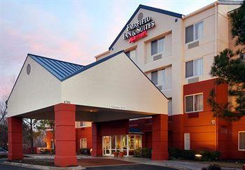 Fairfield Inn Memphis I-240 & Perkins