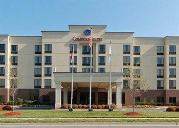 Comfort Suites Charlotte Northlake