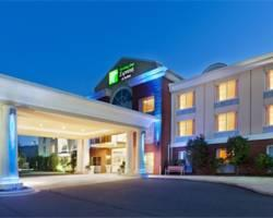 ‪Holiday Inn Express Hotel & Suites Dillsboro‬