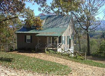 Nolichuckey Bluffs Bed and Breakfast