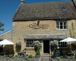 ‪The Churchill Arms‬