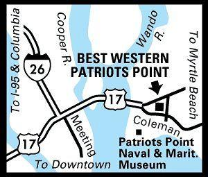 Photo of BEST WESTERN Patriots Point Mount Pleasant
