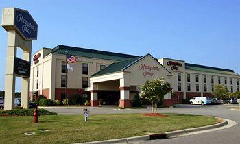 Hampton Inn' Williamston, NC