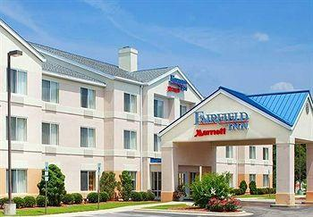 Fairfield Inn Fayetteville I-95