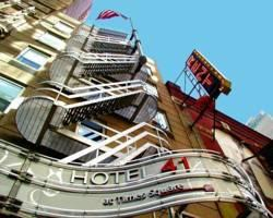 Photo of Hotel 41 At Times Square New York City