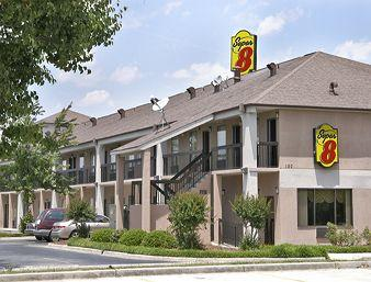 Super 8 Motel Lumberton