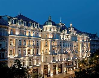 Corinthia Hotel Budapest