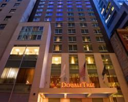 ‪Doubletree Hotel New York City-Financial District‬