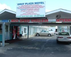 Benton Gray Plaza Motel