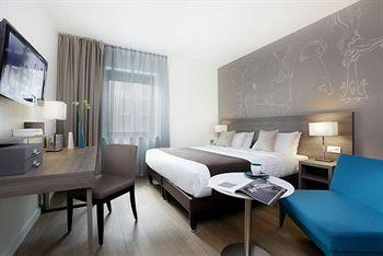 Photo of Citadines Hotel Toison D'Or Brussels