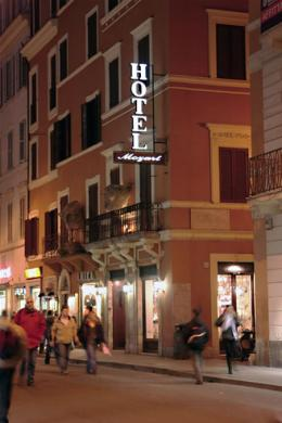 Photo of Hotel Mozart Rome