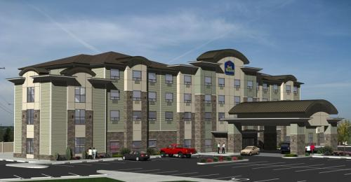 ‪BEST WESTERN PLUS Okotoks Inn & Suites‬