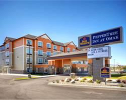 ‪BEST WESTERN PLUS Peppertree Inn at Omak‬