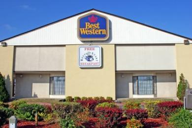 BEST WESTERN Athens Inn