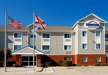 Suburban Extended Stay Pensacola-NAS