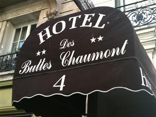 Photo of Hotel des Buttes Chaumont Paris