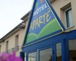 Photo of Hotel Aparte Saint-Sebastien-sur-Loire