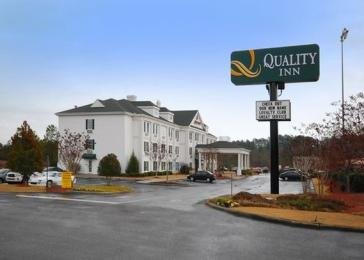 Quality Inn Jasper