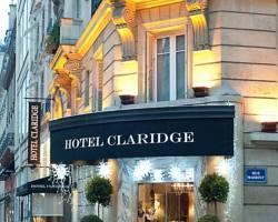 Hotel Claridge Bellman